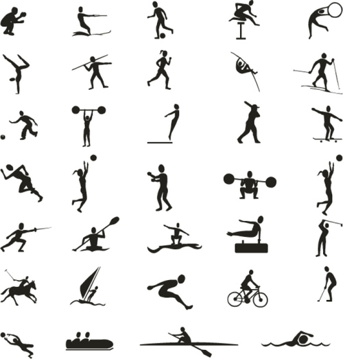 Sport-Silhouettes-main